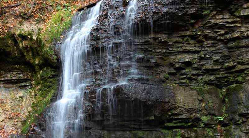 Discover the Raw Beauty of Hamilton Tiffany Falls