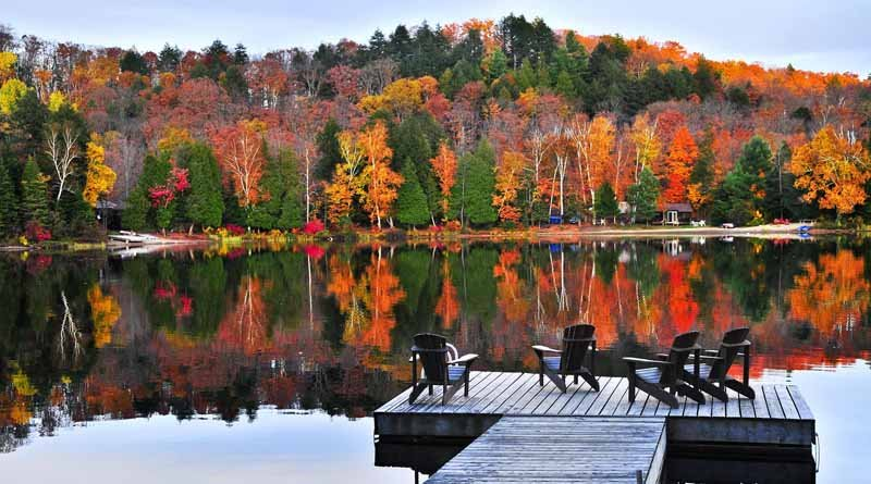 Sightseeing in Muskoka This Fall