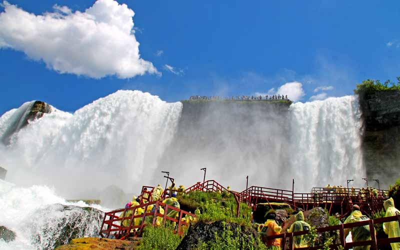 Niagara Falls Cave of the Winds – Experiencing the Power of Nature