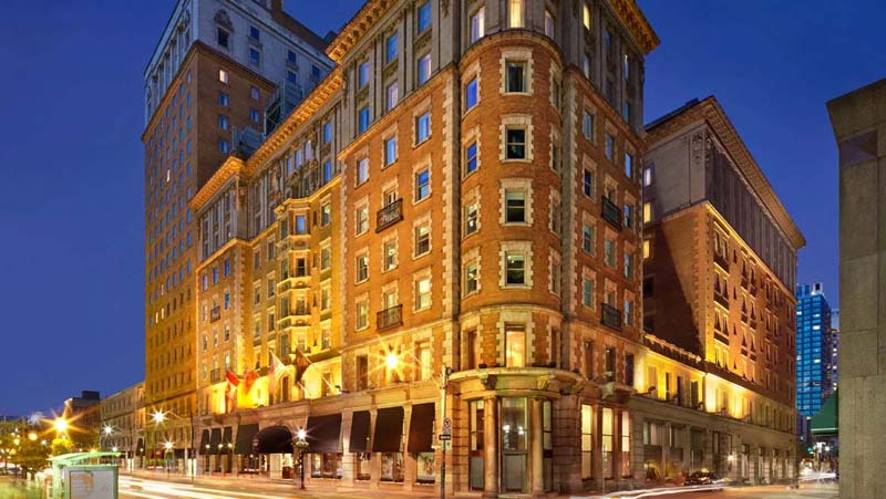 14 Stunning And Completely Haunted Hotels In Canada