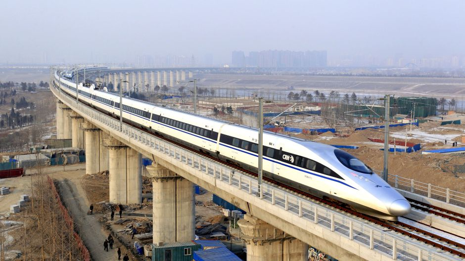 High-Speed Train Travel - The Top 8 Featured Routes in China