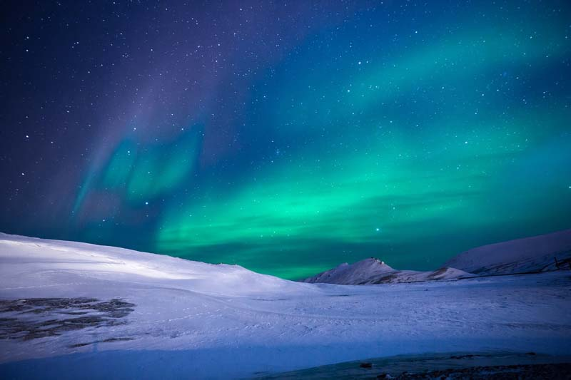 Top 5 Countries to Admire the Incredible Aurora Borealis