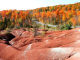 The Cheltenham Badlands: The Most Amazing Geological Treasures in Ontario