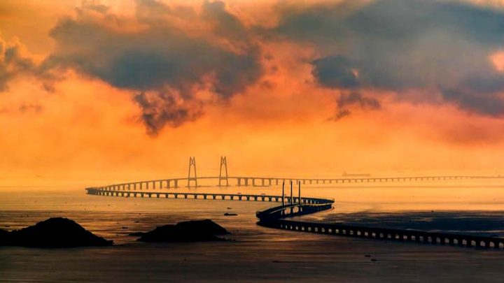 The Hong Kong-Zhuhai-Macau Bridge – The Longest Cross-Sea Bridge in the World is Now in China