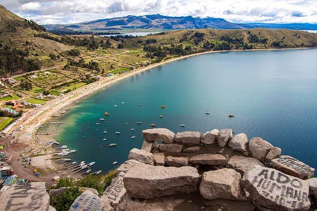 Lake Titicaca, Bolivia & Peru. solo travelers