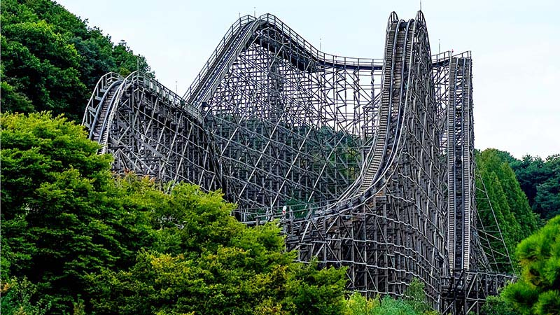 Top 10 Scariest Roller Coasters In The World Icorridor Moments