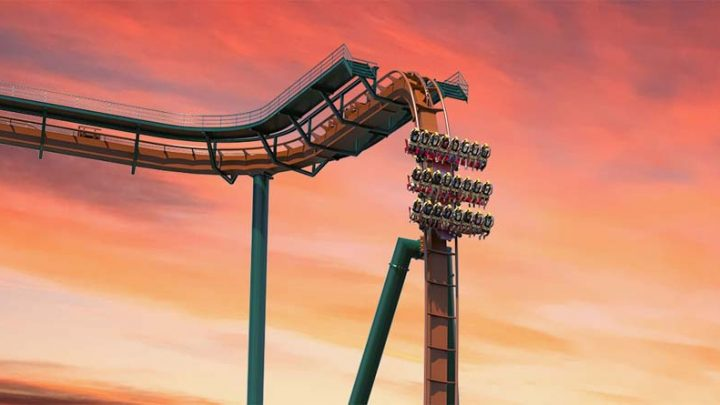 Top 10 Scariest Roller Coasters in the World