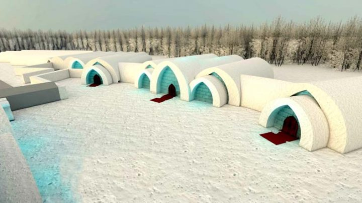 The Ice Hotel in Quebec is Celebrating Its 20th Anniversary in 2020